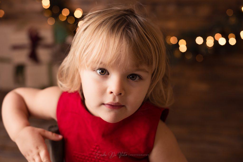fotografo natale bambini