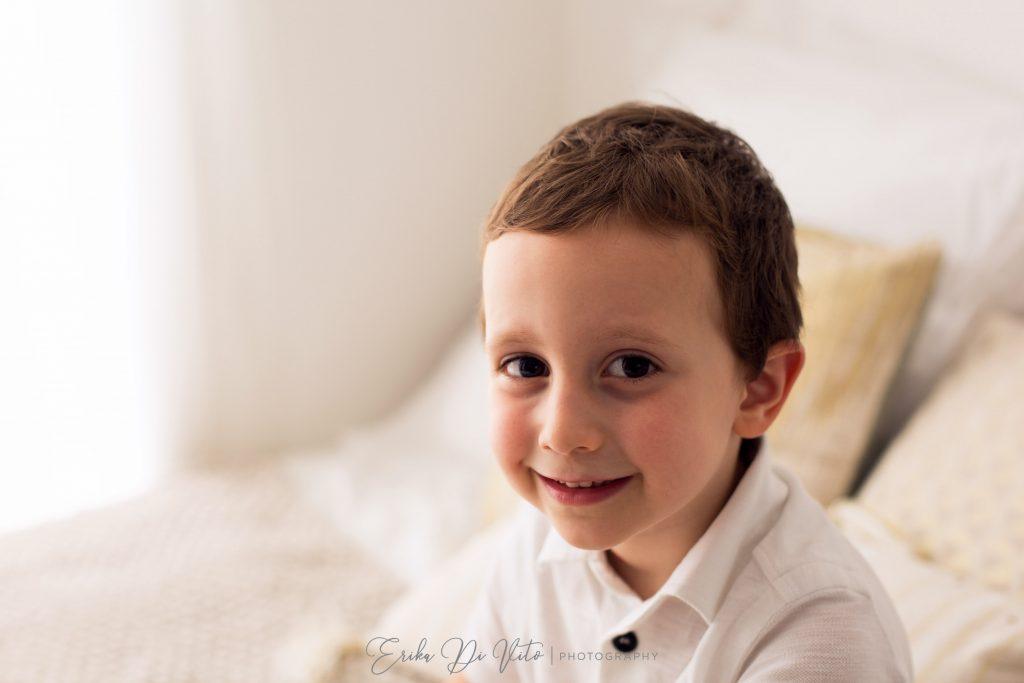 ritratto bambino 3 anni