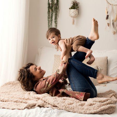 Studio Fotografico realizza immagini spontanee di bambini in famiglia.