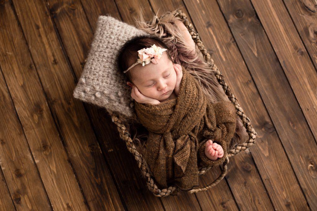 fotografo neonato
