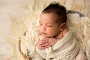 servizio fotografico newborn studio fotografico milano