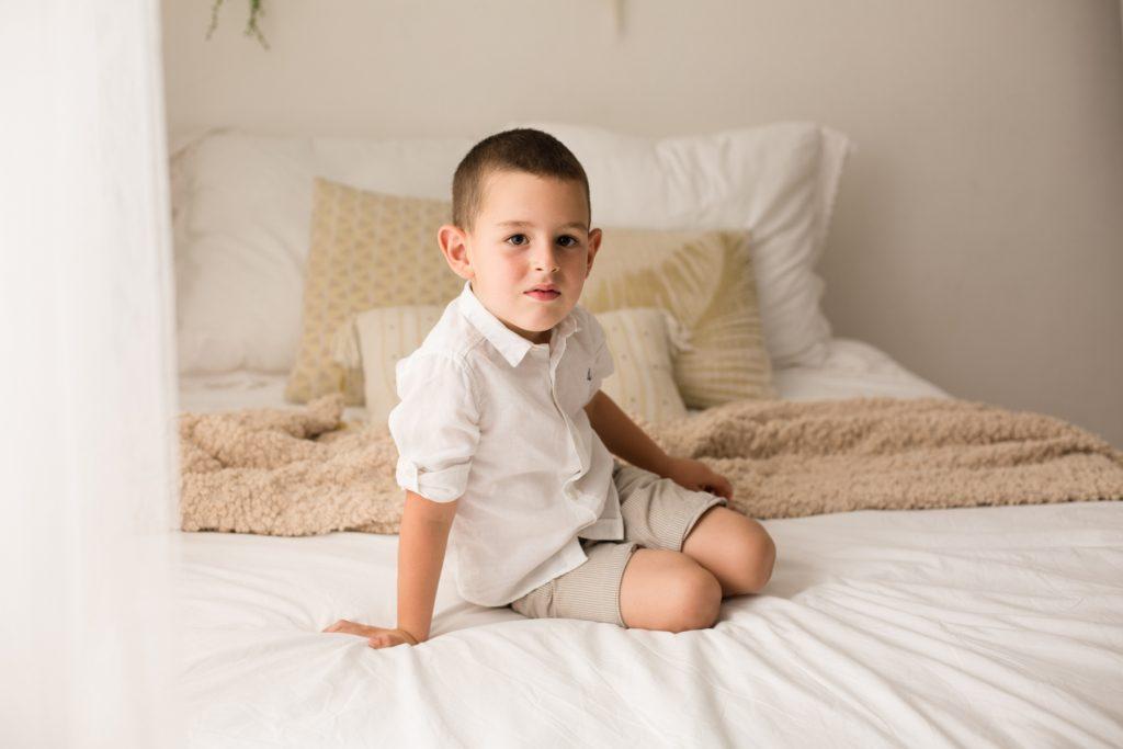 bambino fotografia cameretta