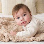 bambino 10 mesi ritratto