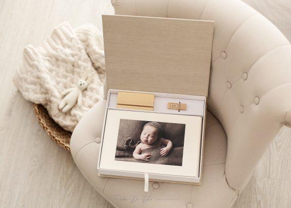 box prestige con stampe
