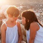 fotografo realizza fotografie di bambini