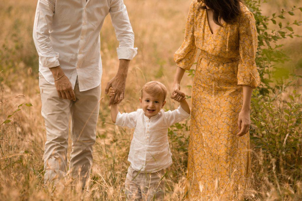 fotografo di famiglia a milano al parco lambro