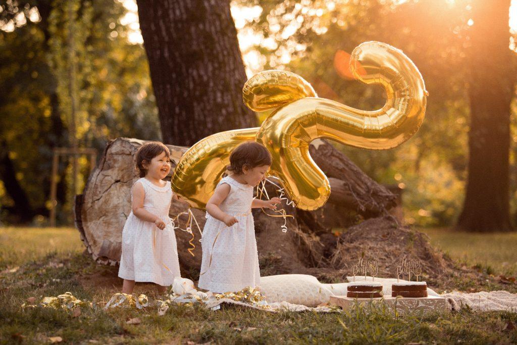 fotografo compleanno bambini