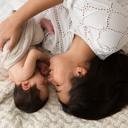 Fotografa Newborn Milano e Bergamo