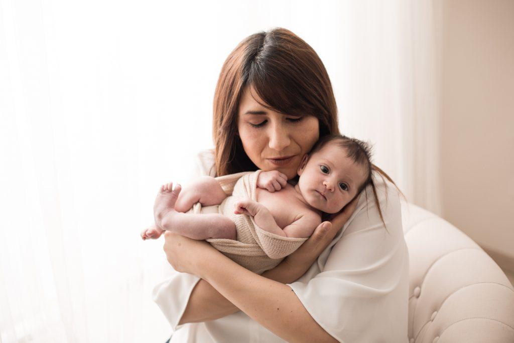 studio fotografico neonati