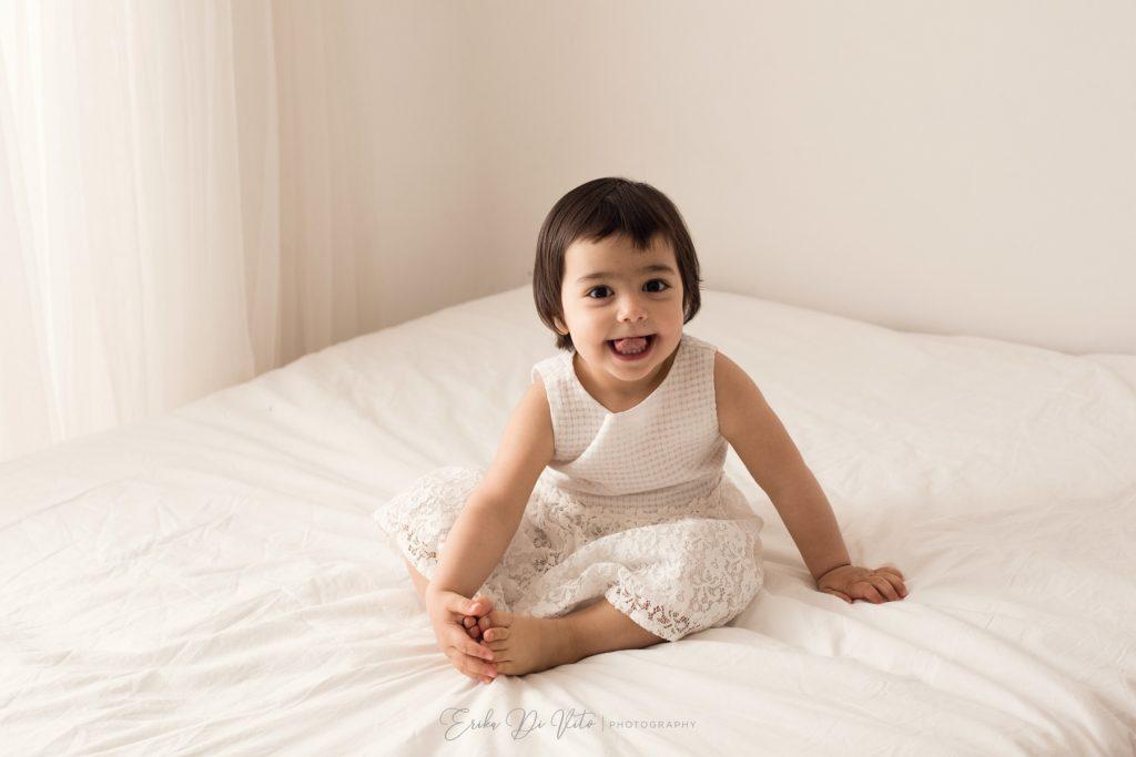 bambina ritratto studio fotografico