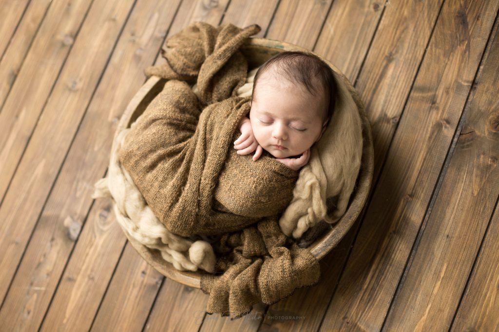 studio fotografico specializzato in fotografie di neonati e famiglia