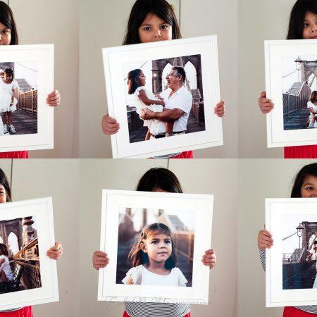 5 Buoni Motivi per decorare casa con le Fotografie di Famiglia