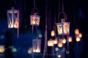 fotografie lanterne matrimonio