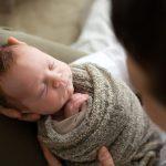 fotografie di neonato