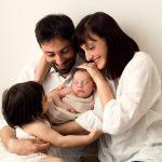 famiglia felice fotografie