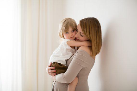 fotografo mamma e figlia studio
