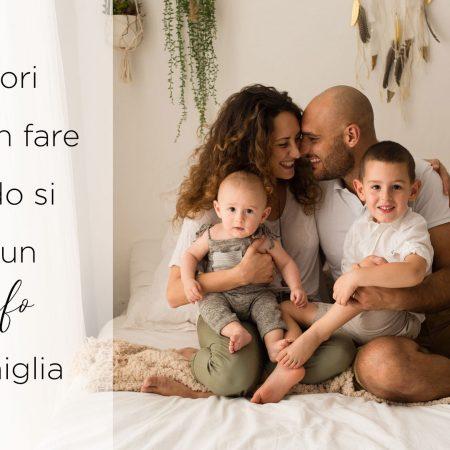 Trovare il fotografo di famiglia più conveniente