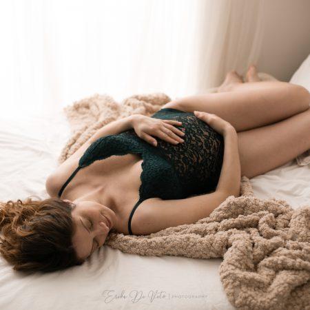 Come funziona un servizio fotografico in gravidanza?