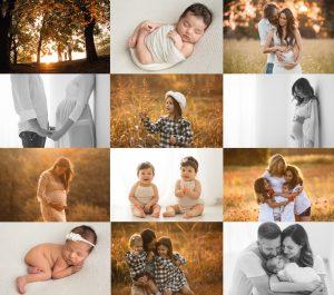fotografo gravidanza neonati famiglia