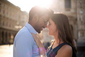 fotografie pre matrimonio nella citta di milano