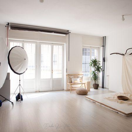 Il mio studio fotografico a Milano
